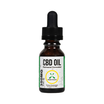 Green Roads 350 mg CBD Oil is a low dosage of cannabidiol oil perfect for CBD beginners or for those who have established their preferred daily amount of CBD