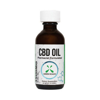 Green Roads 3500 mg CBD Oil Medical Tincture is a large quantity CBD oil. This product contains a longer-lasting supply of CBD oil than our smaller products.