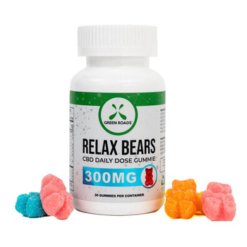 Green Roads CBD RELAX Gummies are pharmacist-formulated and infused with 10 mg CBD per gummie, RELAX Gummies can make any situation more relaxing.