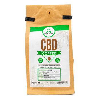 CBD-infused coffee has a rich, invigorating taste that is perfect for early mornings and late nights. Our 8 oz bags are ideal for the consummate coffee lovers looking for a healthier coffee option.