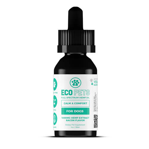 ECOPETS delivers cbd for pets using the natural wonders of hemp extract to our furry friends. Specially formulated using all natural ingredients, Eco Pets Calm & Comfort provides your pets with a healthy alternative in a nutritional supplement.