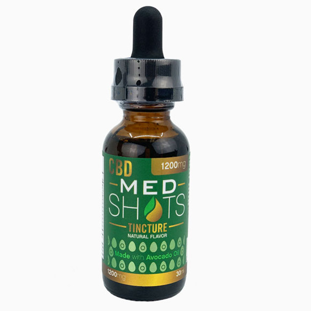 """CBD Fusion's """"Med Shots"""" combines our Full Spectrum CBD paired with an Virgin Avocado Oil, a rapidly digested carrier oil. Avocado Oil oil is easily metabolized by the body, and the healthy fats are reported to encourage the use of fat for energy. Numerous studies suggest that Avocado Oil fats may help support a healthy body composition, as well as enhanced brain health. Combined with our Full Spectrum CBD, Med Shots are a perfect addition to an active lifestyle."""