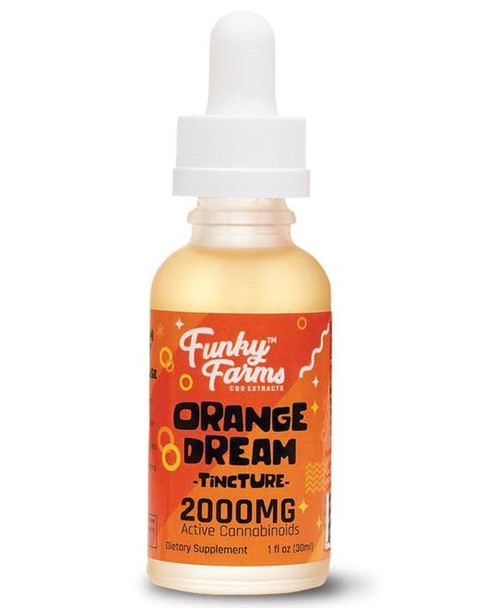 Orange Dream Take a bathtub, load it with orange creamsicle popsicles and dive right in. That's Orange Dream! A nostalgic vanilla and orange explosion of flavor that is just plain tasty.