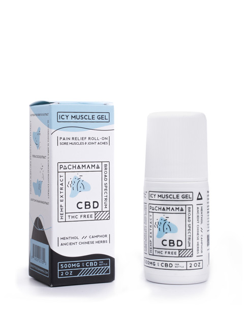 500mg CBD oil infused with traditional Chinese herbs to fight inflammation and discomfort. Roll-on applicator. THC FREE. Purity-Award winner. Made in the USA.