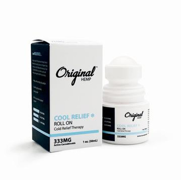Our Original Hemp Cool Relief CBD Roll-On can be used any time of day – whether you want to soothe aching muscles after a morning workout, ease body discomfit during a long workday, or get targeted relief before bed – we know our Cool Relief roll-on is the perfect solution to getting you back to the comfortable, active life you want.