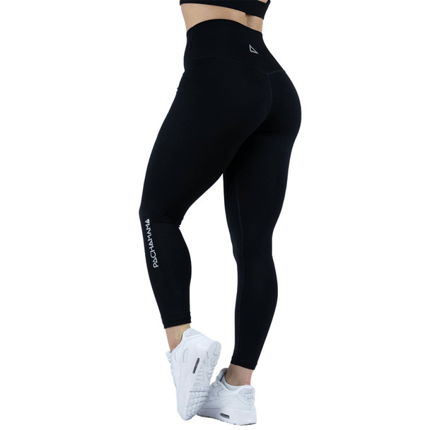 Pachamama Pro Leggings | PACHAMAMA CBD | Designed for maximum comfort and performance whether you're hanging out or working out. The buttery soft fabric hugs and contours the body, while also being squat proof.