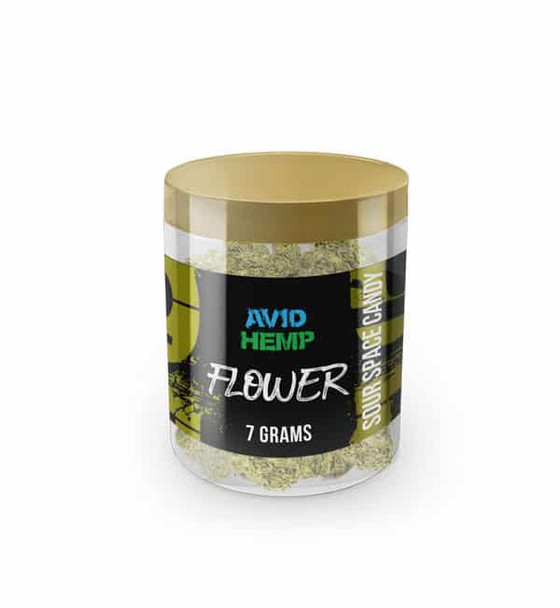 """While it may look similar to real THC rich flowers, our CBD flower has nothing in it but pure CBD. """"We know looks may be deceiving, but we ensure you at Avid Hemp, our CBD Hemp Flower is 100% federally legal. This is thanks to the 2018 Farm Bill which you can read about here. Hemp flower may look the same as it's THC sibling, but it has less than 0.3% Delta-9 THC, meaning it's federally legal."""