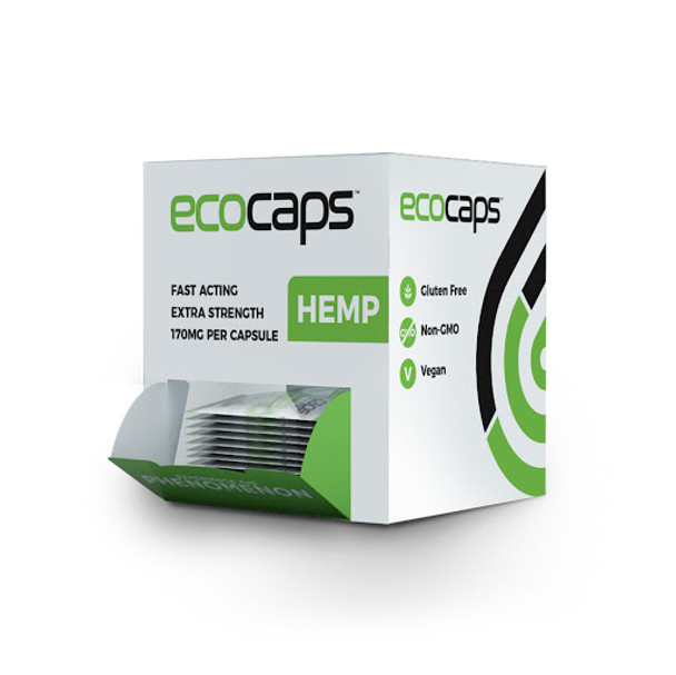 ECOCAPS™ Travel Pack are a perfect addition to your carry-on or purse. It is a convenient way to take ECOCAPS™ on the go.