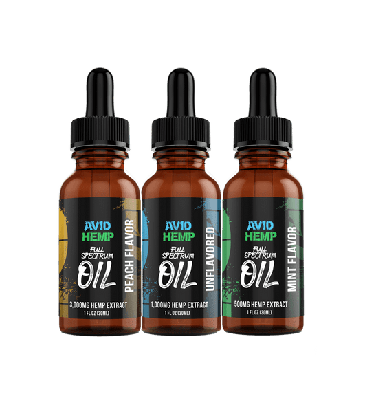 Avid Hemp CBD Oil Tincture is a product the user can trust, with quality ingredients and a reliable manufacturing process. If you are a person who struggles with chronic pain, anxiety, or problems with your joints and muscles, this powerful CBD product may help get you on the road to recovery and a better quality of life.