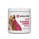 cbdMD Pet CBD Calming Soft Chews for Dogs Turkey 150mg - 600mg If your canine companion suffers from separation issues or other stressors, try our Calming CBD Soft Chews! We've combined turkey with THC-free* hemp-derived CBD and other soothing ingredients like chamomile and passion flower. These delicious CBD soft chews are veterinarian formulated to provide all the powerful properties of CBD for when your best friend needs a little TLC.