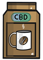 The Finest CBD Infused Coffee We could find and it's not only highly certified and potent, however it's becoming a top 5 seller so grab it while you can on CBDResellers.com