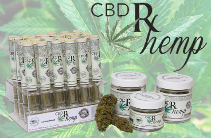 CBDRHemp Co. Brand with the highest quality USDA Hemp derived CBD Smokeable Flower on CBDResellers.com