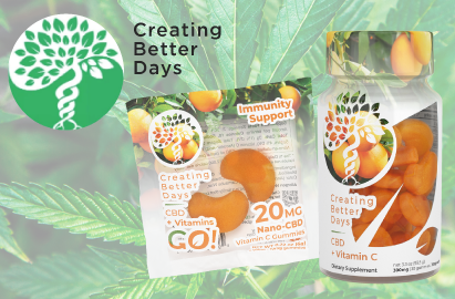 At CBDResellers, we're always Creating Better Days by Partnering with Brands such as Innovators at Creating Better Days! With such an incredible lineup of products, try them today and you will know why we believe in companies such as C.B.D | CBDResellers