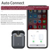 Afalio i9000x j18 TWS Bluetooth Earbuds with Volume Control Compatible with IOS/Android