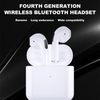 Air Mini PRO 4 Wireless Earbuds Bluetooth 5.0 Headphones TWS Stereo Touch Control Compatible with all Smart Phones