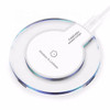 Universal Qi Wireless Charger New Ultra-Thin Crystal Wireless Charging Compatible with All Qi Charging Devices