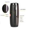 Wireless Bluetooth Pulse Speaker Portable LED Light Flashing Waterproof Speaker