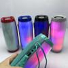 Wireless Bluetooth Pulse Speaker Portable LED Light Flashing Waterproof Speaker Bluetooth Speaker Portable LED Pulse light flashing waterproof speaker