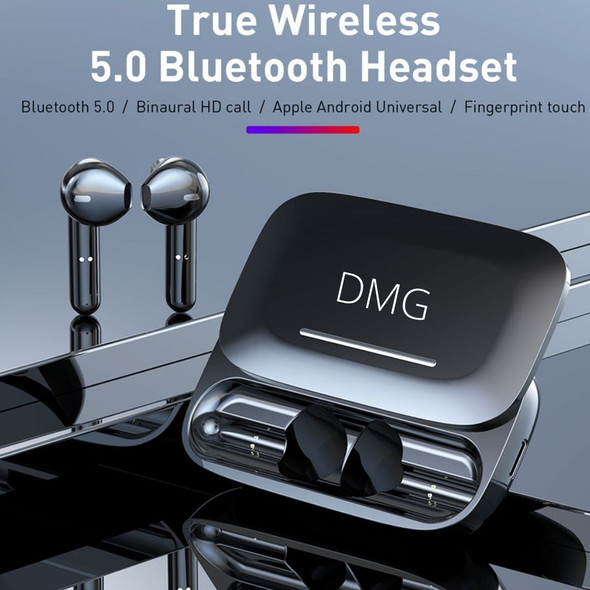 Wireless Bluetooth BE36 TWS Earbuds with Charging Case