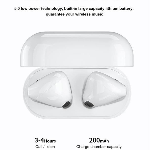 Blackpods Pro™ Mini 4 Wireless Earbuds Bluetooth 5.0 Headphones