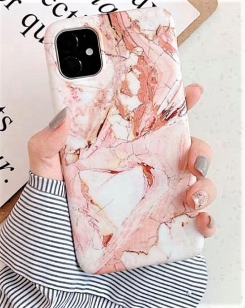 Luxury TPU Marble Phone Case For IPhone