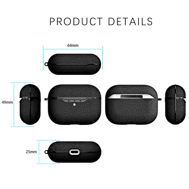 Shockproof TPU Carrying Case for Pro Earbuds (Rigid)