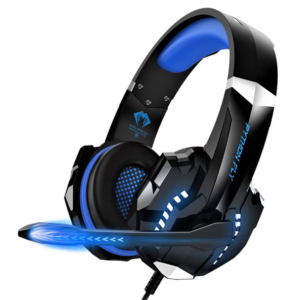 Python Fly G9000 Pro Headphone 7.1 Surround Sound Gaming Headphones