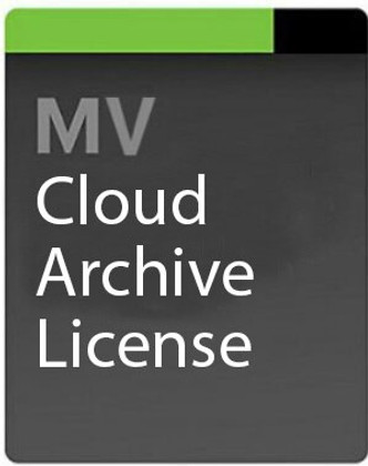 Meraki MV 180 Day Cloud Archive License, 1 Day