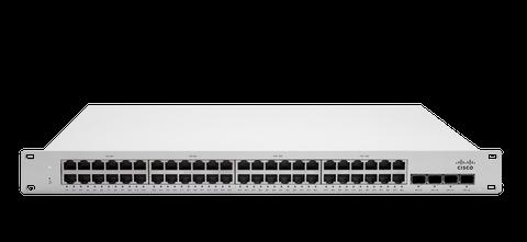 Meraki MS250-48FP L3 Stackable Cloud Managed 48x GigE 740W PoE/PoE+ Switch