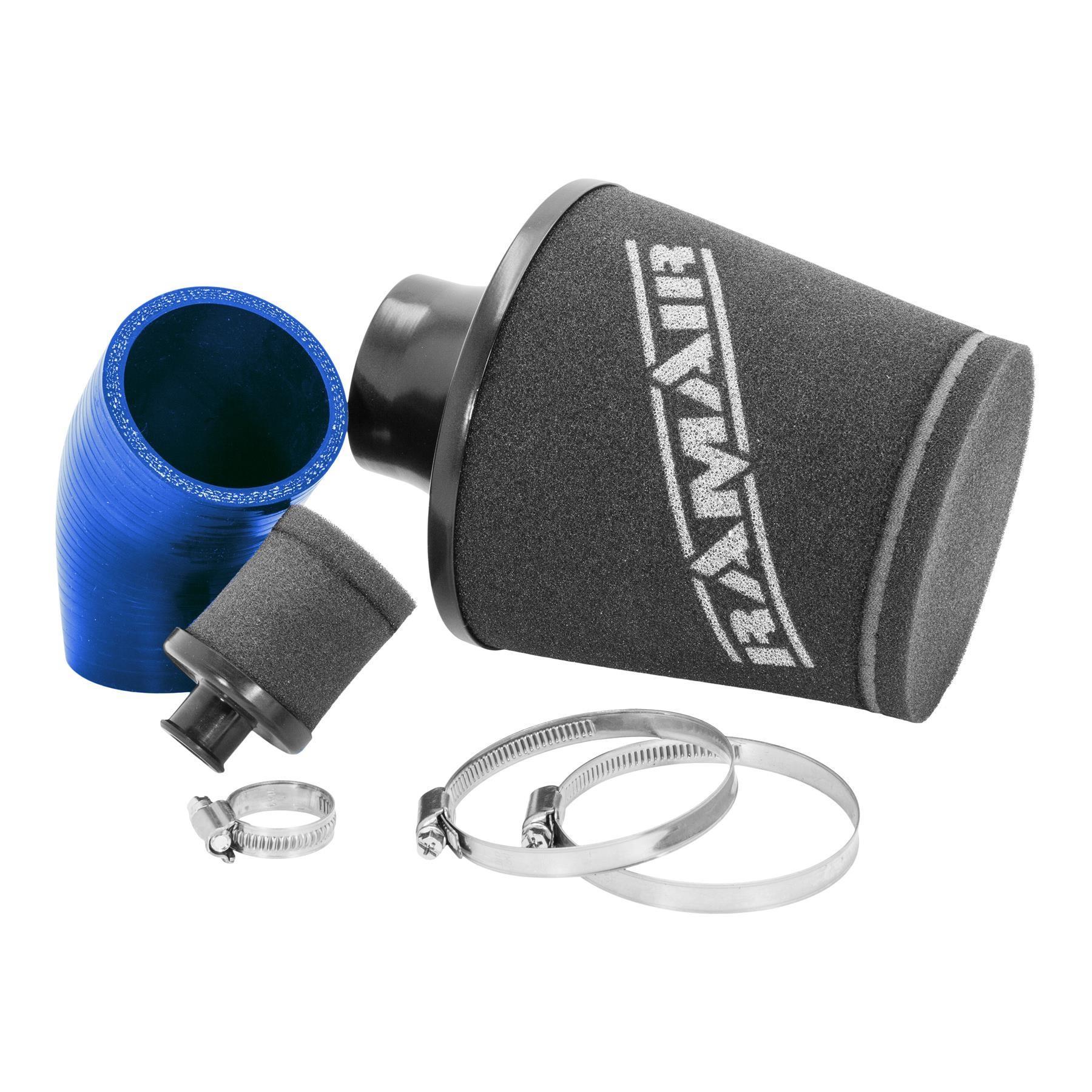 S/'adapte Mini One R52 1.6 Véritable Imprimé bleu Filtre à Air Insert