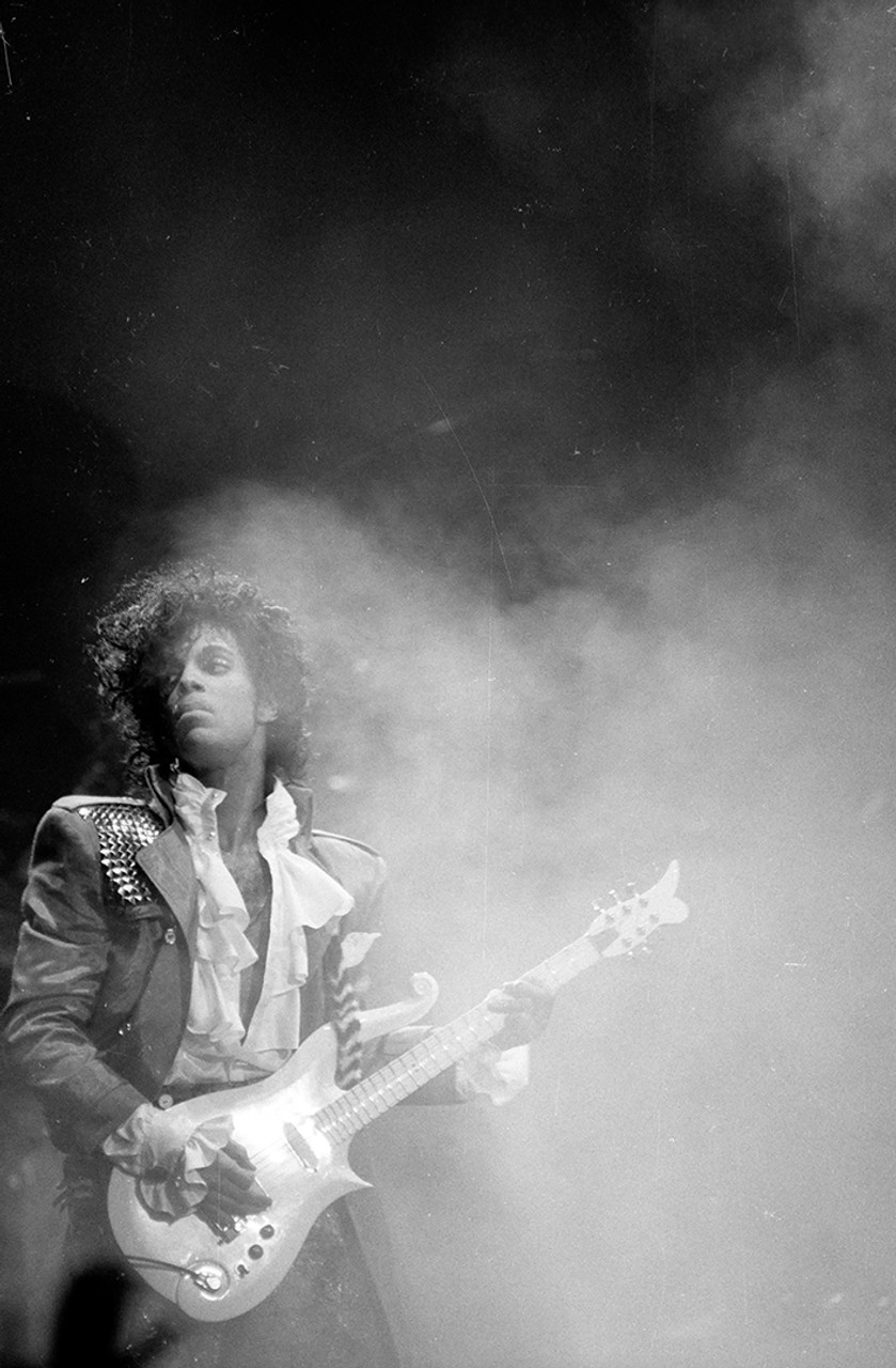 Prince photo by Richard E. Aaron
