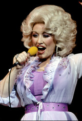 Dolly Parton photo by Richard E. Aaron