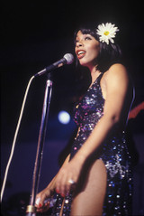 Donna Summers photo by Richard E. Aaron