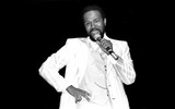 Marvin Gaye photo by Richard E. Aaron