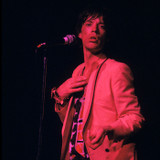 Mick Jagger of The Rolling Stones photo by Richard E. Aaron