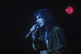 Steve Perry of Journey photo by Richard E. Aaron