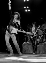 The Rolling Stones photo by Richard E. Aaron