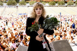 Stevie Nicks photo bu Richard E. Aaron