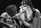 Stevie Nicks photo by Richard E. Aaron