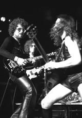 Blue Oyster Cult photo by Richard E Aaron