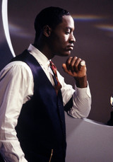 Johnny Gill photo by Richard E Aaron