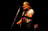 Willie Nelson photo by Richard E Aaron