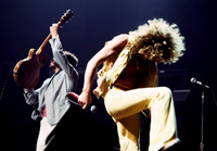 Photo of the who in concert by Richard E Aaron