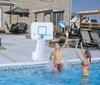 Pool Basektball Hoop - PoolSport Stainless - Portable Hoop