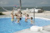 Pool Volleyball - Stainless Watervolly - Portable Volleyball