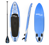 Blue with White  Inflatable SUP