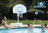 Pool Basektball Hoop - Splash and Shoot - Portable Hoop