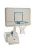 Pool Basektball Hoop - Splash and Slam - Portable Hoop