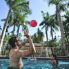 Pool Volleyball - WaterVolly - Portable Volleyball