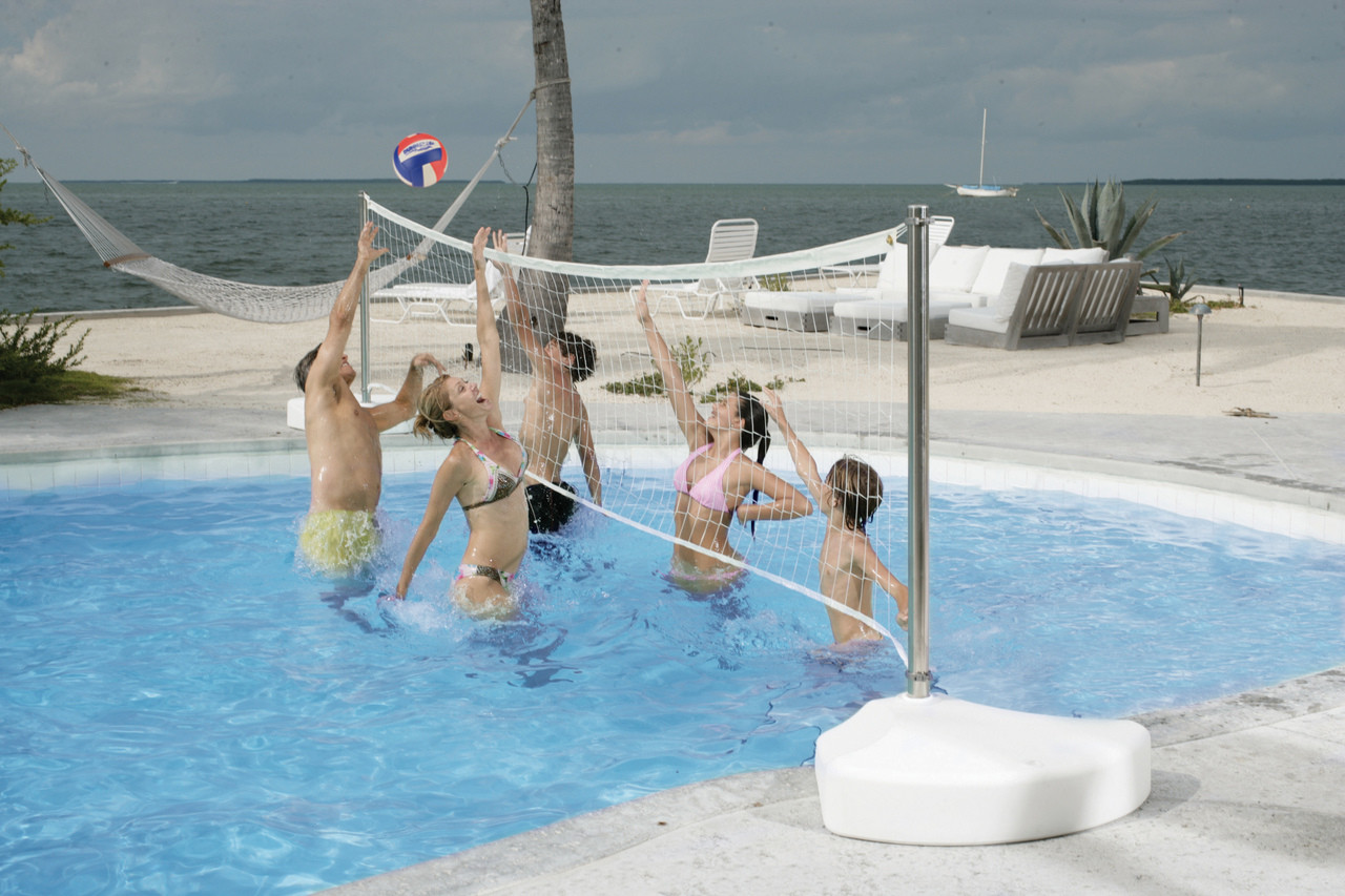 Pool Volleyball Stainless Volleyball